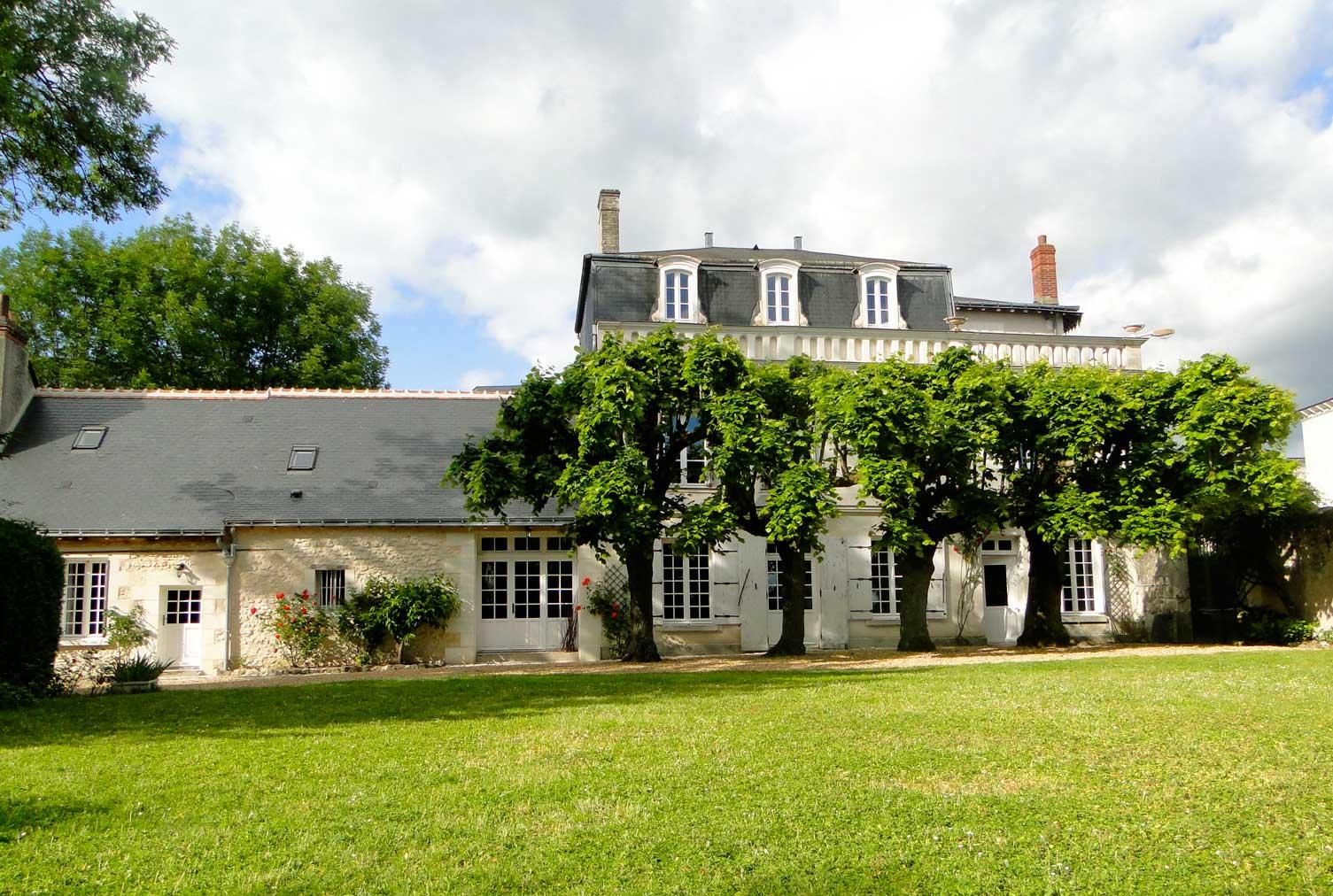 Chambre d'hôtes à Tours – Val de Loire